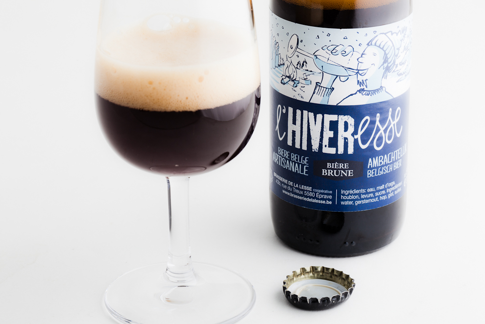L'HIVEREsse, superbe mousse onctueuse