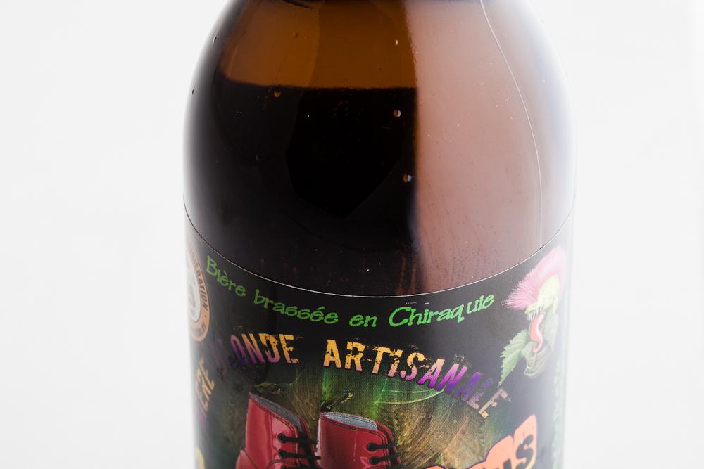 La Sylvie'cious, une bière brassée en Chiraquie (et donc Hollandaise maintenant ?!?)