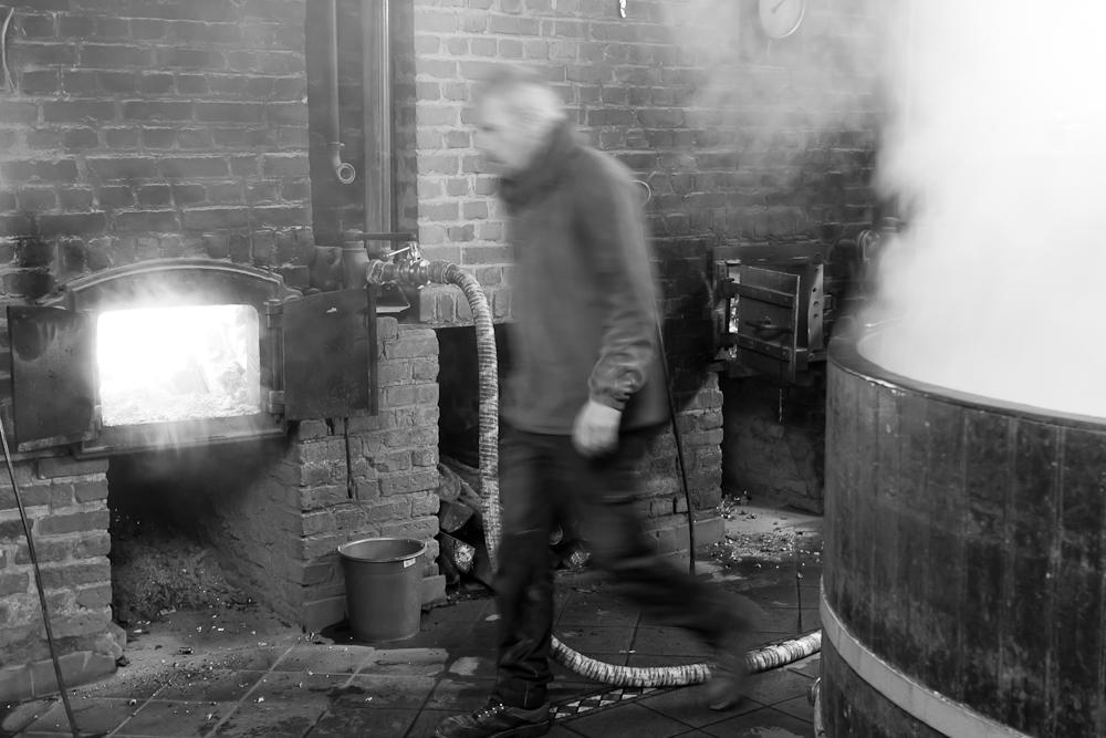 Brasserie Caracole - Falmignoul - 2012 - Blutch dans le smog