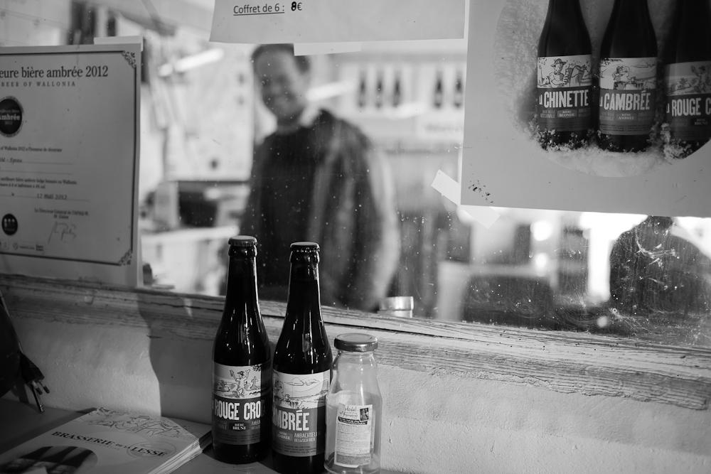 Visite de la Brasserie de la Lesse - Photo 9