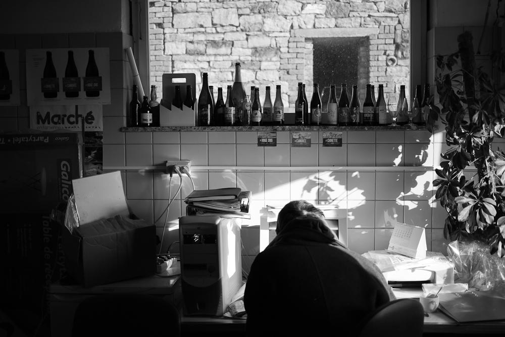 Visite de la Brasserie de la Lesse - photo 10