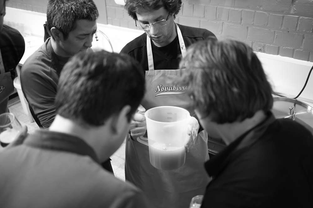 NovaBirra - cours de brassage - photo 21
