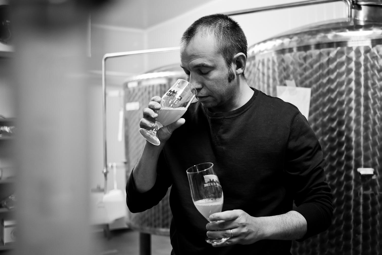 Bernard Leboucq - Brasserie de la Senne